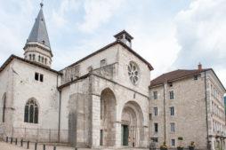 Abbatiale Saint Michel de Nantua