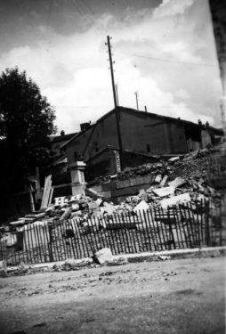 Bombardements Oyonnax